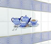 Amadis Fine Tiles Teapot