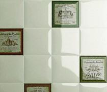 Amadis Fine Tiles Wine