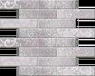 Mosaico Blonda Viola