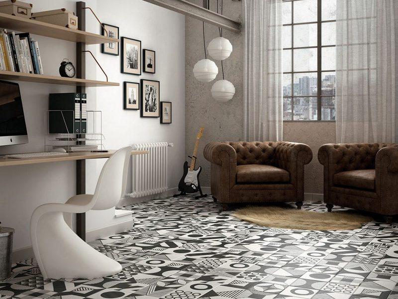 Equipe Ceramica коллекция Caprice Deco