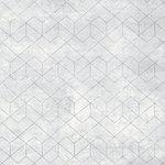 BRONX SILVER DECOR 60x60 SUGAR